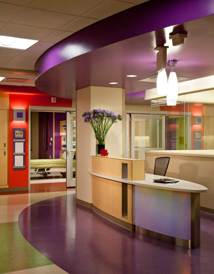 Arizona S Phoenix Children S Hospital By Hks Architects