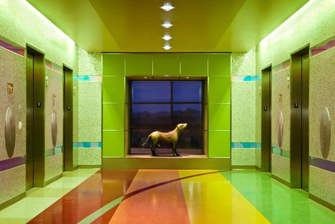 Arizona S Phoenix Children S Hospital By Hks Architects