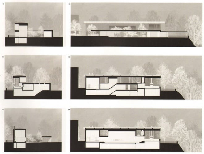 Peter Zumthor S Home Studio A Simple Beauty Camouflaged