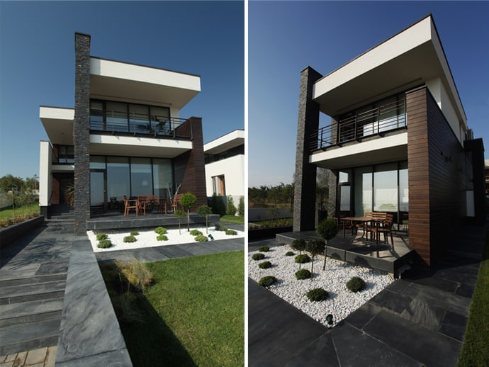 Luxurious Contemporary Houses in Romania, Europe