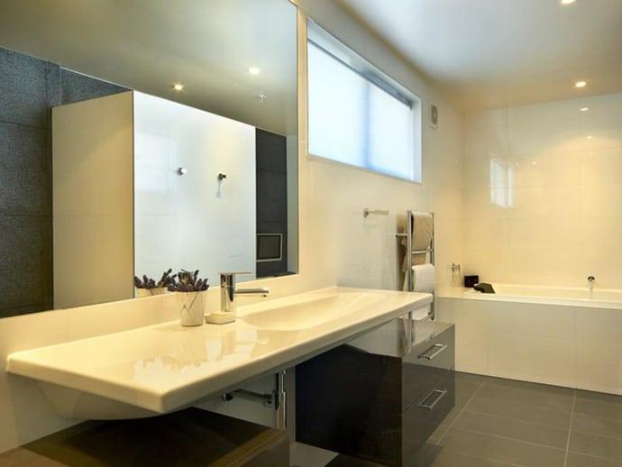 Stunning apartments in queenstown new zealand for Bathroom design queenstown
