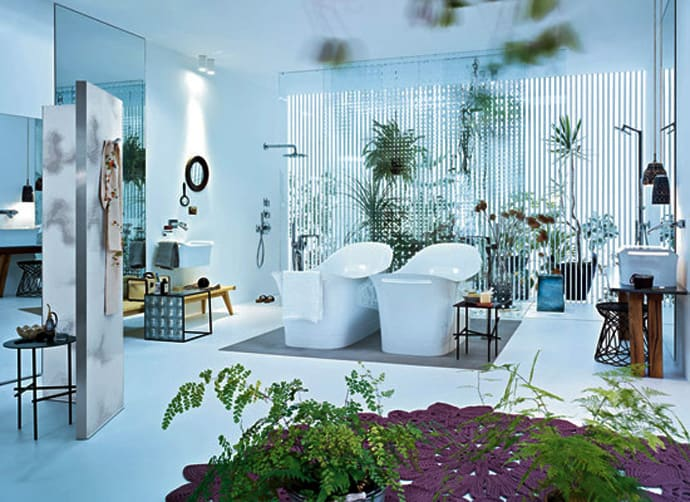 Natural Bathroom Ideas