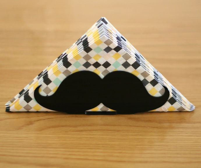 35 Different Mustache Designs To Animate Your Home
