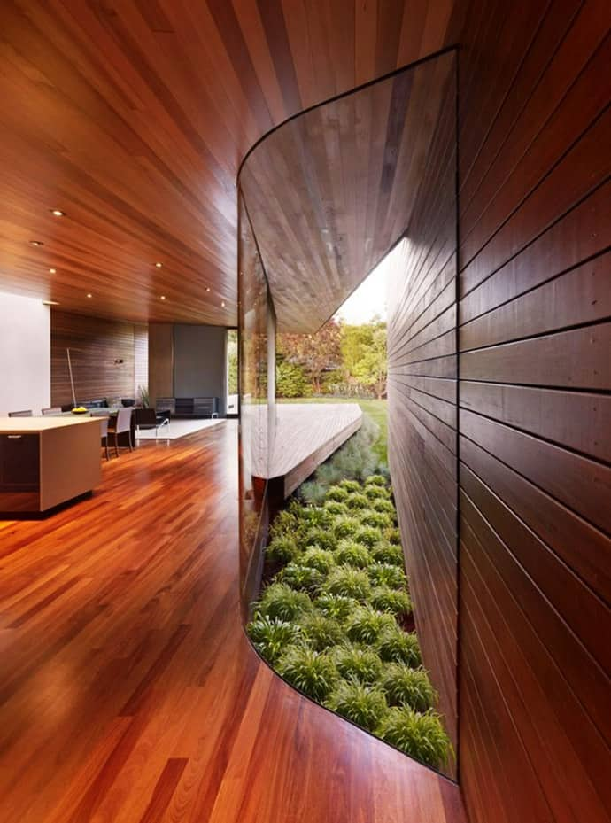Wood Paneled Room Design: Top 35 Striking Wooden Walls Covering Ideas That Warm Home