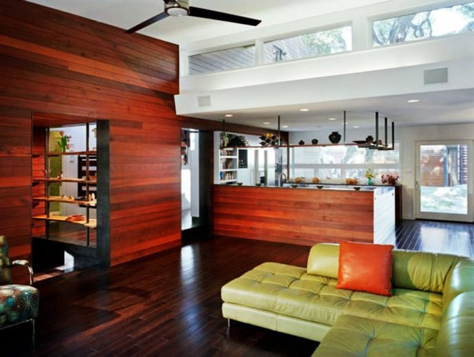 breathtaking living room wood walls | Top 35 Striking Wooden Walls Covering Ideas That Warm Home ...