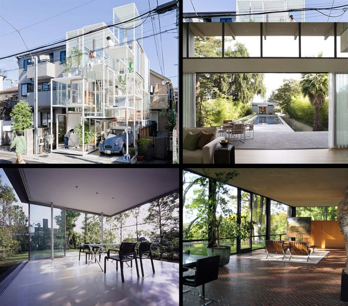 Enjoy Contemporary Architecture: 6 Beautiful Houses \