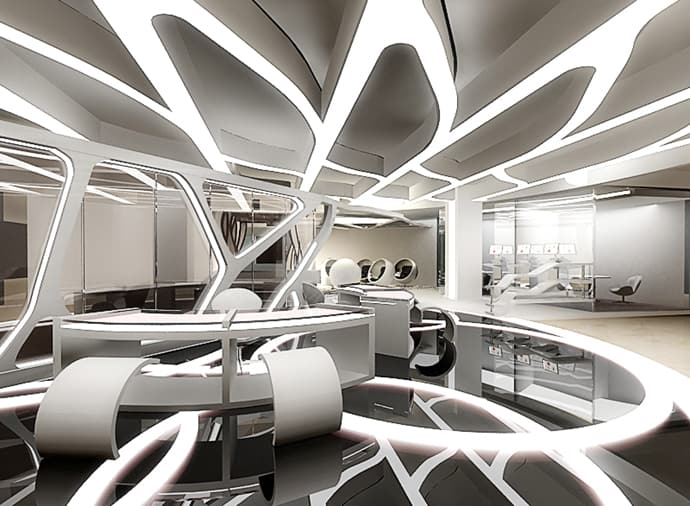 Futuristic Medical Design By Conglong Zhao  Singapore
