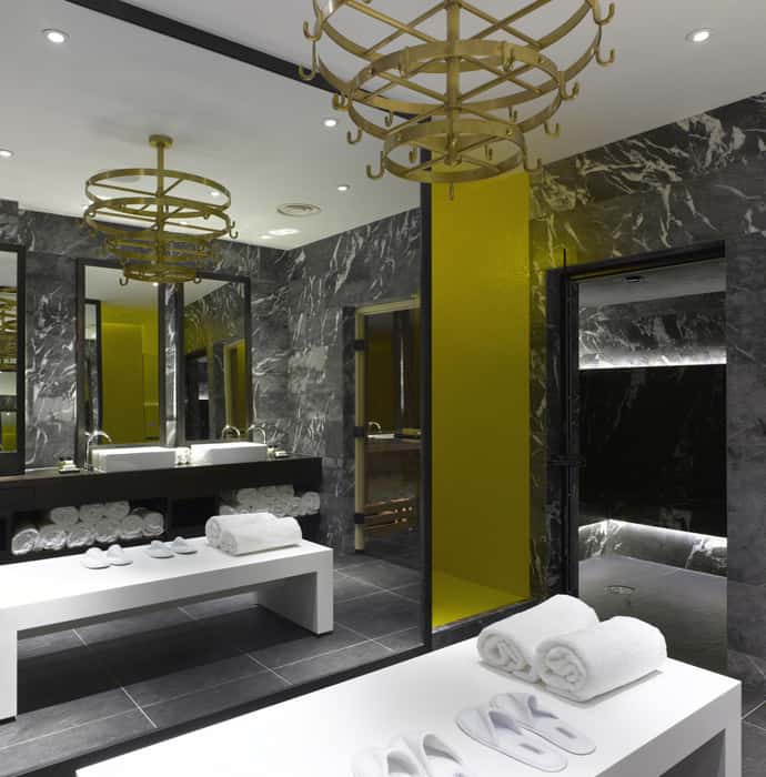 South place boutique hotel in london by allies and morrison for Boutique hotel 0031