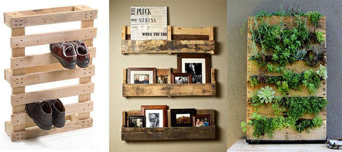 Creative recycling wooden pallets ideas to do right now in - Reciclaje de palet ...