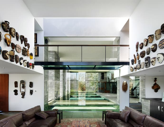 african home design