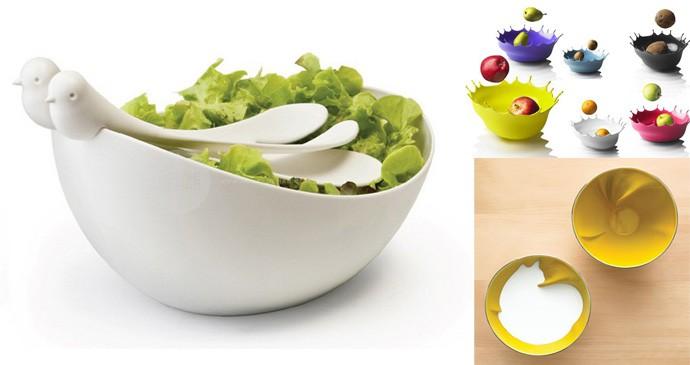 Upcycled Natural All Wood Dining and Serving All Natural Organic Mint Green Gray Salmon Decorative Bowls Three Wooden Food Bowls