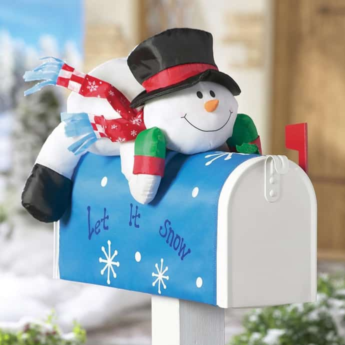 holiday mailbox christmas 001