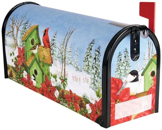 Holiday Mailbox CHRISTMAS-002