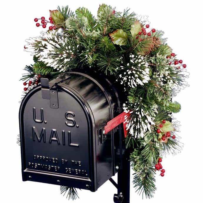 Holiday Mailbox CHRISTMAS-007