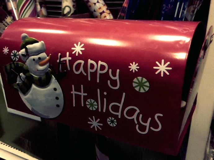 Holiday Mailbox CHRISTMAS-010