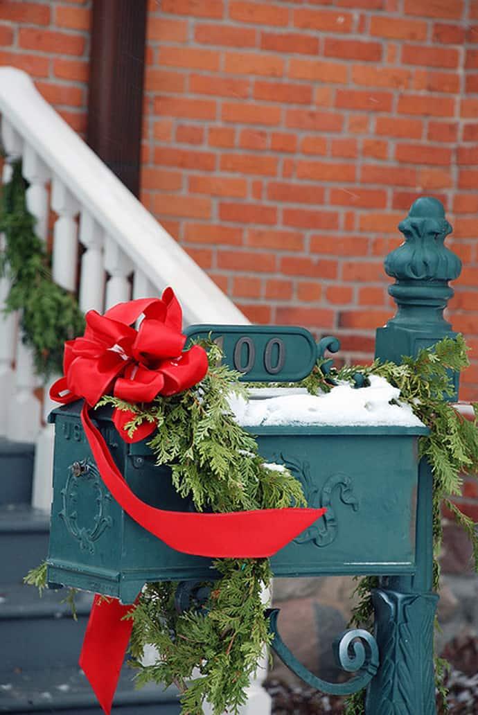 Holiday Mailbox CHRISTMAS-015