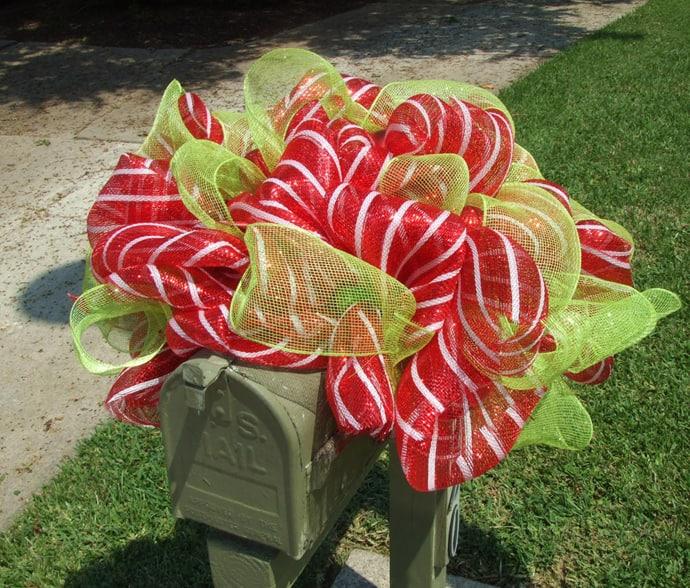 Holiday Mailbox CHRISTMAS-016