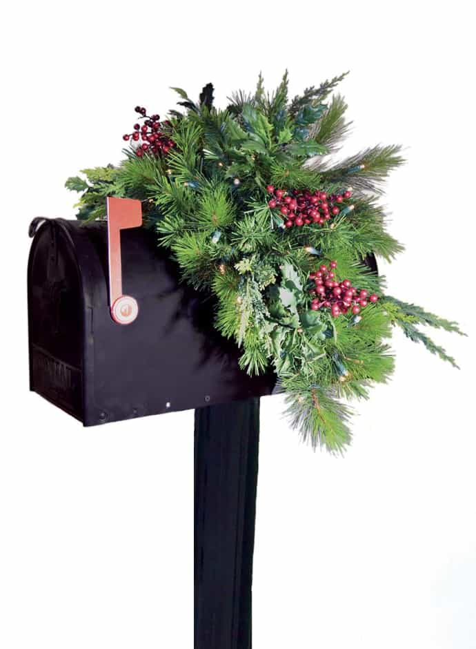 Holiday Mailbox CHRISTMAS-021