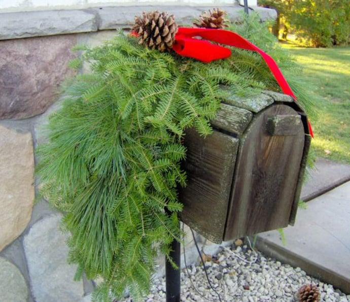 Holiday Mailbox CHRISTMAS-025