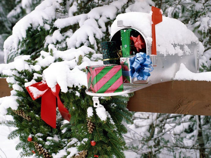 Holiday Mailbox CHRISTMAS-026