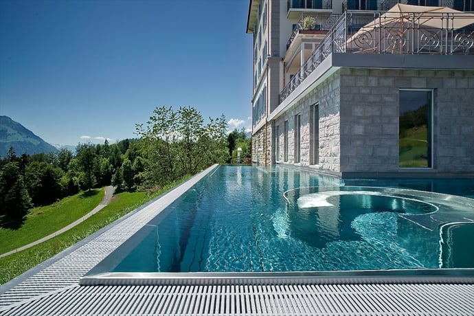 Rooms: A Luxury Hotel With The Most Beautiful Pool
