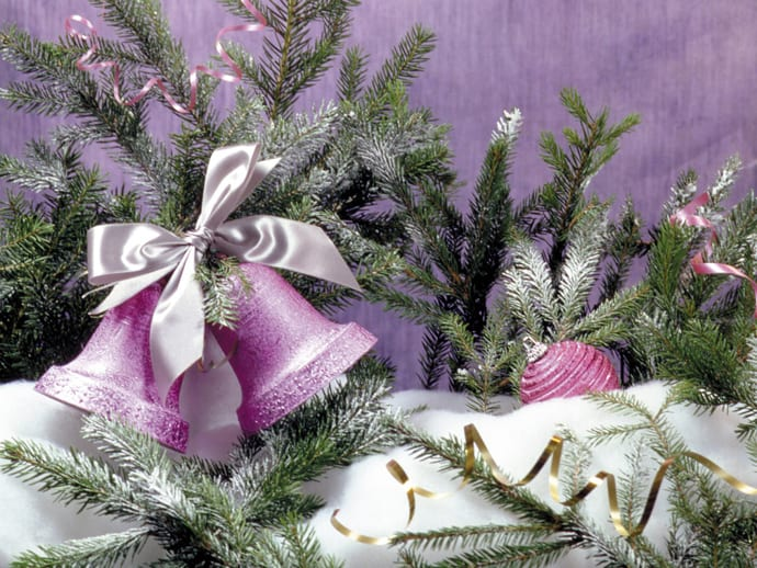 comments - Purple Christmas Decorations