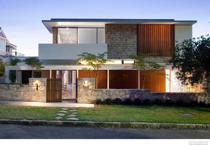 Ngôi nhà bên sông của MCK Architects designrulz-001