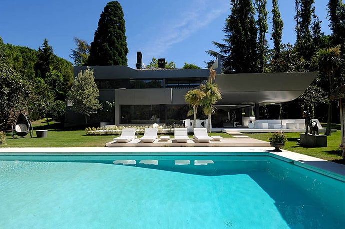 Perfect Space For Relaxation Surrounded By Exotic Landscape - Bn house perfect space for relaxation surrounded by exotic landscape madrid spain