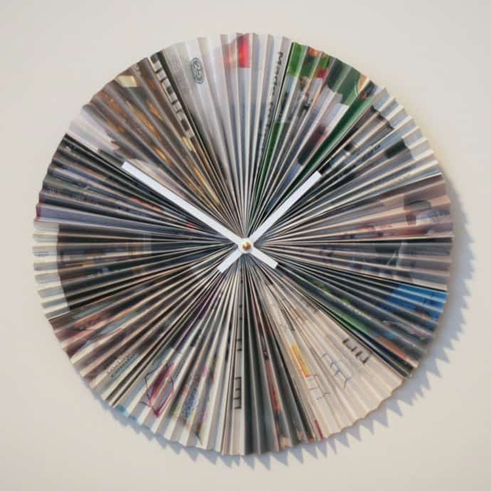Diy ideas best recycled magazines projects for Magazine bricolage decoration