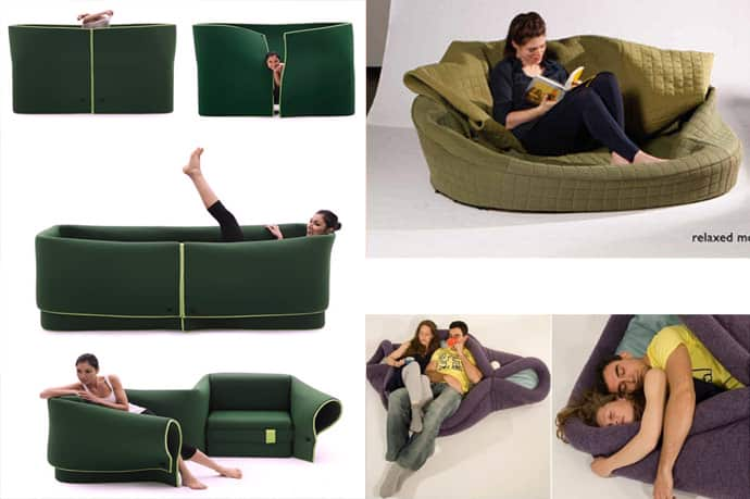 Multifunctional Sofas Make Your Universe More Comfortable