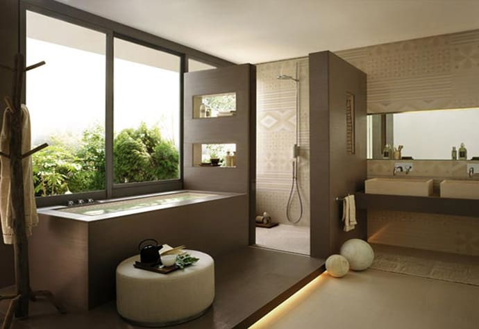 50 Contemporary Bathrooms That Will Completely Change Your ...