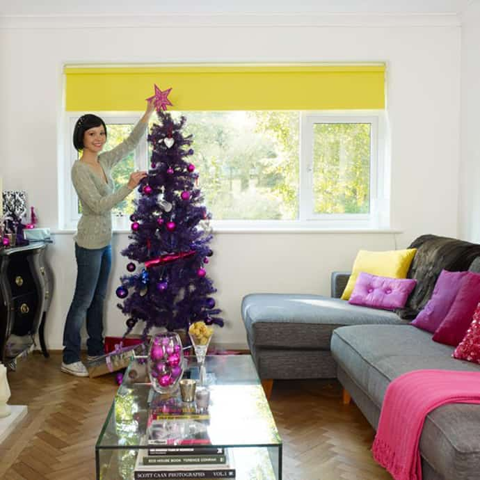 comments - Purple Christmas Decorations Ideas