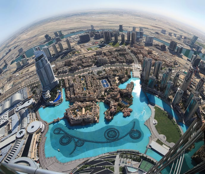 The Greatest Image On Earth 360 View From Top Of