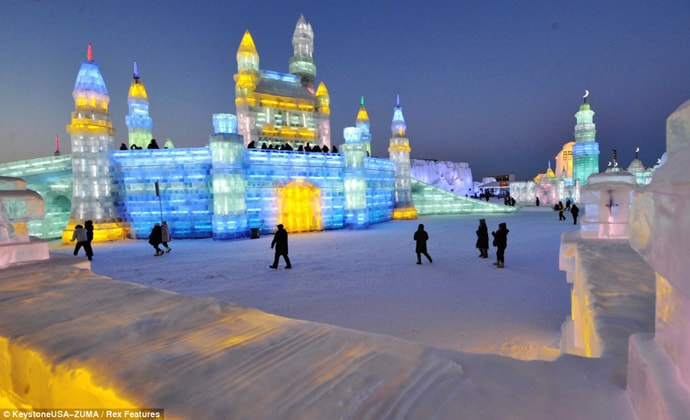 Ice Festival in China designrulz (10)