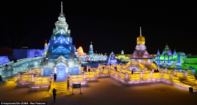 Ice Festival in China designrulz (11)
