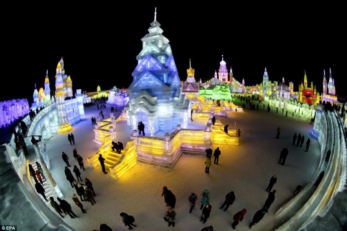 Ice Festival in China designrulz (8)
