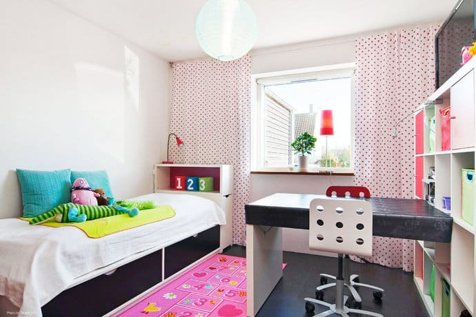 Lovely  children room designrulz