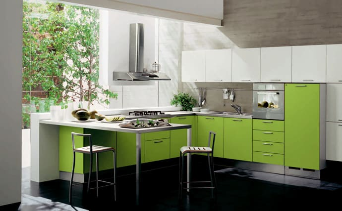 green kitchen designrulz (18)