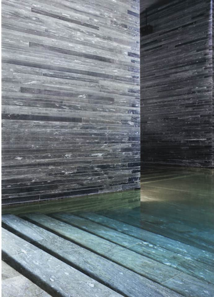 i won't let you go_Thermal Baths in Vals by Peter Zumthor (video)