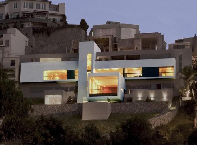Diy Modern Garden Wall