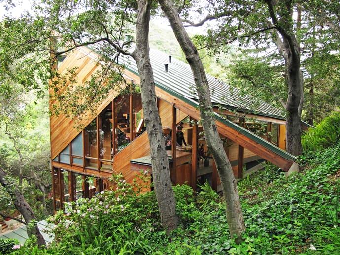 Walstrom House John Lautner  designrulz (3)
