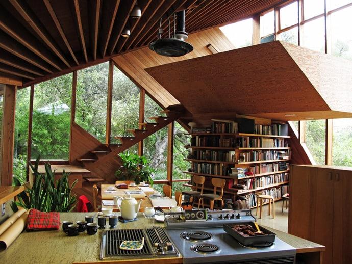 Walstrom House John Lautner  designrulz (5)