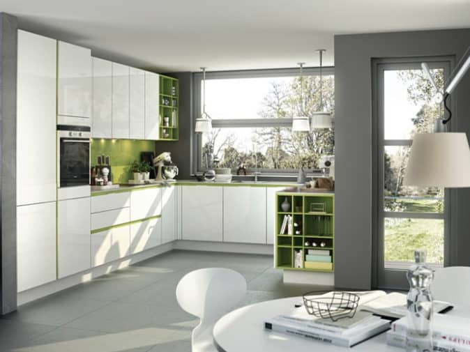 25 ideas of how to decorate a modern kitchen
