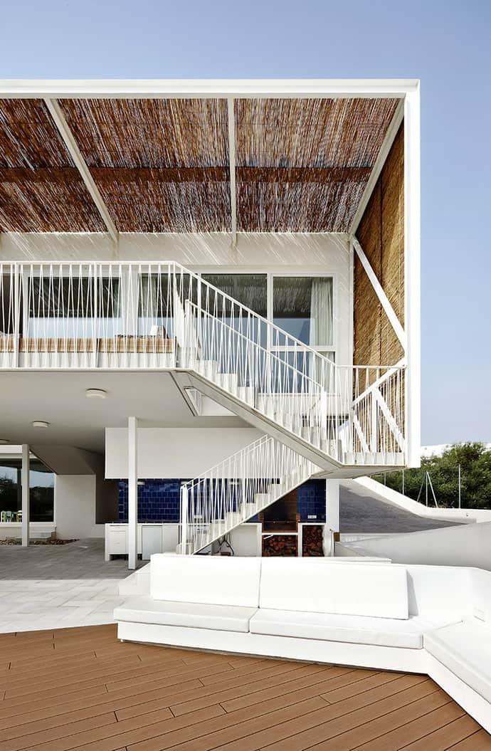 Private house cala d 39 or mallorca by flexo arquitectura - Flexo arquitectura ...