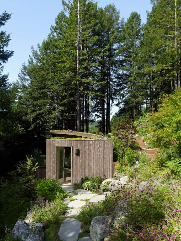 Mill Valley Cabins By Feldman Architecture California