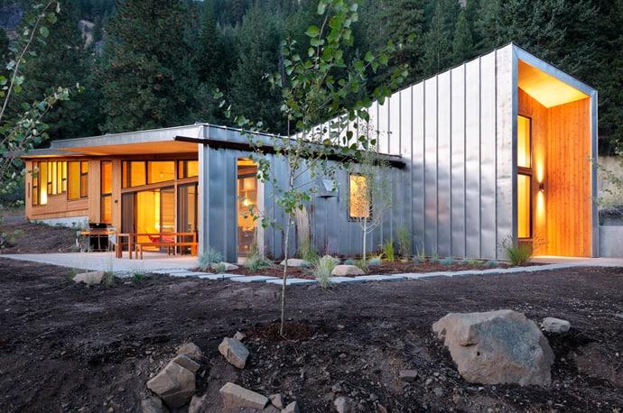 Miner S Refuge By Johnston Architects