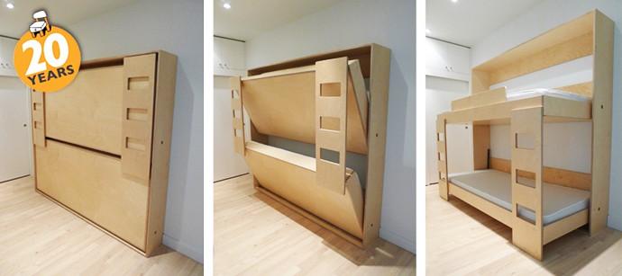 Contemporary Children's Furniture by Casa Kids