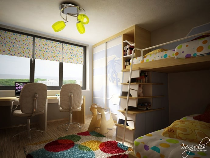 children room-designrulz-005