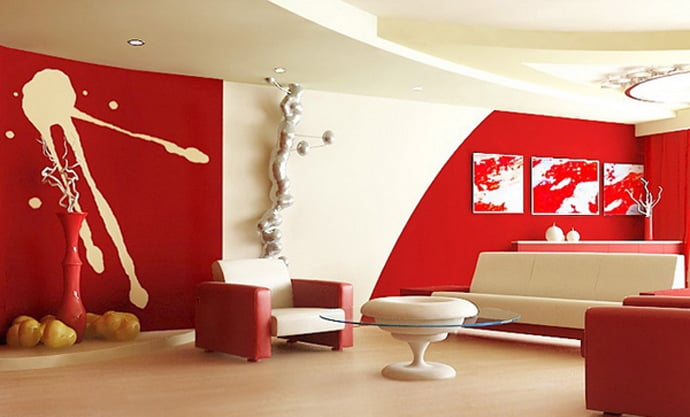 red interior designrulz (55)