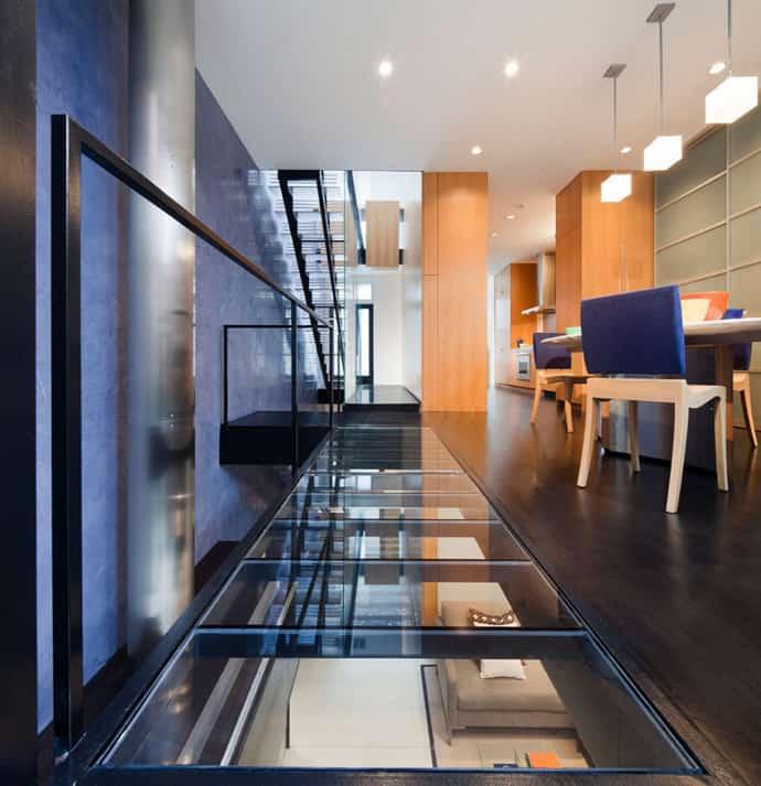 Modern lorber tarler residence by robert gurney architect - Pavillon residentiel moderne gurney architecte ...